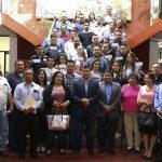 Empleados municipales de Calvillo recibieron becas de estudio