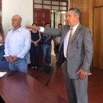 Aprobó el Cabildo de Calvillo a los secretarios del Ayuntamiento, Finanzas y Seguridad Pública