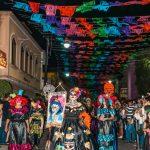 Gran éxito del Festival Calaveras, Mole y Pan de Muerto realizado en Calvillo Pueblo Mágico