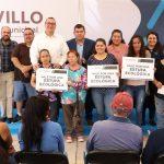 Entregaron apoyos para el autoempleo a ciudadanos calvillenses