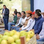Fuerte impulso a la producción agrícola de Calvillo