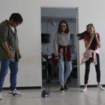 Con robots promueven el interés por las ingenierías en estudiantes de secundaria