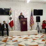 Emotivo reencuentro en Austin de 105 adultos mayores con sus familiares migrantes
