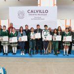 Entregaron credenciales a beneficiarios del programa Beca de Transporte Escolar