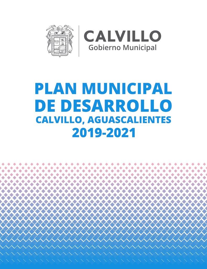 Calvillo entregó al Congreso del Estado el Plan Municipal de Desarrollo 2019-2021