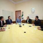 TRABAJA GOBIERNO ESTATAL CON NAFIN Y  BANCOMEXT A FAVOR DEL SECTOR EMPRESARIAL DE AGUASCALIENTES