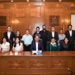 APOYA GOBERNADOR A PROYECTOS  CIENTÍFICOS Y TECNOLÓGICOS QUE REPRESENTARÁN A MÉXICO EN OTROS LUGARES DEL MUNDO