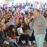 DESTACA MARTÍN OROZCO FORTALEZAS  DEL SISTEMA ESTATAL DE SALUD EN COLONIAS DE LA CIUDAD