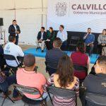 Inició el programa Adopta Una Área Verde, con el que empresarios de Calvillo contribuyen al cuidado del medio ambiente