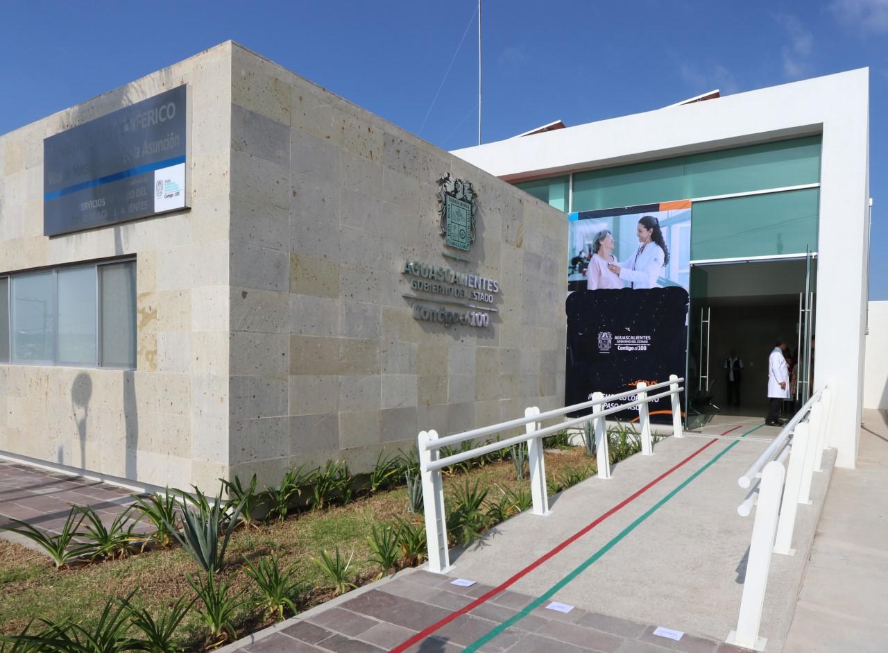 CONSULTORIO PERIFÉRICO ATIENDE A LA  POBLACIÓN NO DERECHOHABIENTE DE LA ZONA ORIENTE