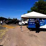 Se instaló el Filtro Sanitario en el acceso poniente al estado de Aguascalientes