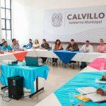 Gobierno municipal de Calvillo y Sector Salud elaboraron plan integral de acciones de prevención