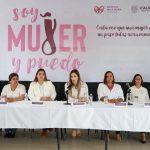 Soy Mujer y Puedo, programa del gobierno municipal de Calvillo para vertebrar acciones en favor de las mujeres