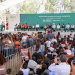 Refrendamos el compromiso de trabajar con todos los niveles de gobierno para beneficio de los calvillenses: Adán Valdivia López