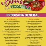 Festival de la Birria y el Tequila, 14 y 15 de marzo en #CalvilloPuebloMágico