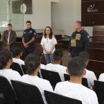 Siete nuevos policías se integran a las filas de la Secretaría de Seguridad Pública de Calvillo