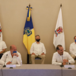 DISEÑAN GOBERNADORES DE LA ALIANZA CBO PLAN DE REACTIVACIÓN ECONÓMICA PARA EL PAÍS