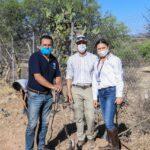 Reforestación en el CEMA por el Día Mundial del Medio Ambiente