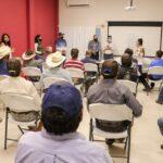 Impulso y fortalecimiento a las asociaciones de productores de limón y aguacate