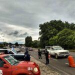 Con puntos de seguridad y prevención se brinda protección a conductores y visitantes en Calvillo