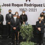 Homenaje póstumo del Municipio de Calvillo al ex presidente municipal José Roque Rodríguez López