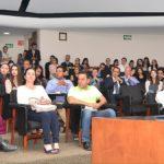 PRESENTA MARTÍN OROZCO SU PROPUESTA DE GOBIERNO ANTE ALUMNOS Y MAESTROS DE UNIVERSIDAD PANAMERICANA, BONATERRA.