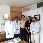 ALUMNOS DE LA UAA Y EL HOSPITAL HIDALGO REALIZAN IMPORTANTES INVESTIGACIONES