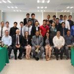 ALUMNOS DE LA UNIVERSIDAD TECNOLÓGICA DE CALVILLO APOYAN A EMPRESARIOS LOCALES