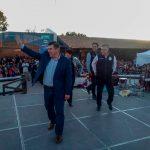 Adán Valdivia acompañó a los calvillenses que invitados por SEDESO visitaron Villa Navidad