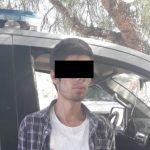 Dos sujetos en posesión de enervantes, fueron detenidos en el municipio de Calvillo