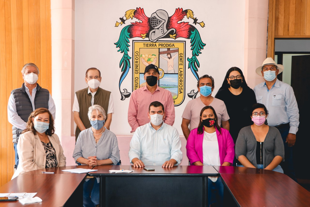 Adán Valdivia López solicitó licencia al cargo de presidente municipal de Calvillo